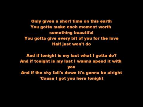Laura Izibor - If tonight is my last lyrics