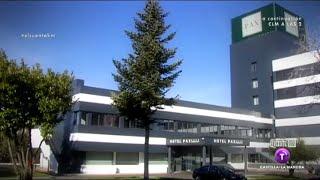 Hotel Pax Guadalajara. El Cuentakilómetros