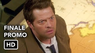 "Supernatural 13x23 Promo ""Let the Good Times Roll"" (HD) Season 13 Episode 23 Promo Season Finale"