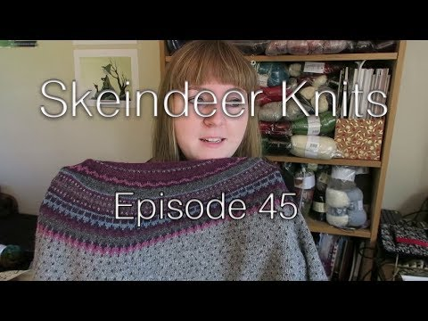 Skeindeer Knits Ep. 45: Pumpkins and yarn crawl