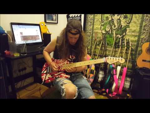 Alex5000 plays entire Steel Panther Feel The Steel album in 1 take