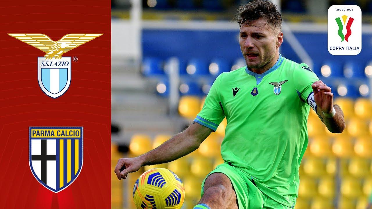 🔴 Lazio v Parma | Full Match LIVE | Coppa Italia 2020/2021 | Serie A TIM