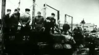 Советская пропаганда. Публичные казни в СССР