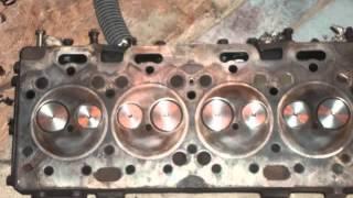 170 Allis Chalmer engine rebuild