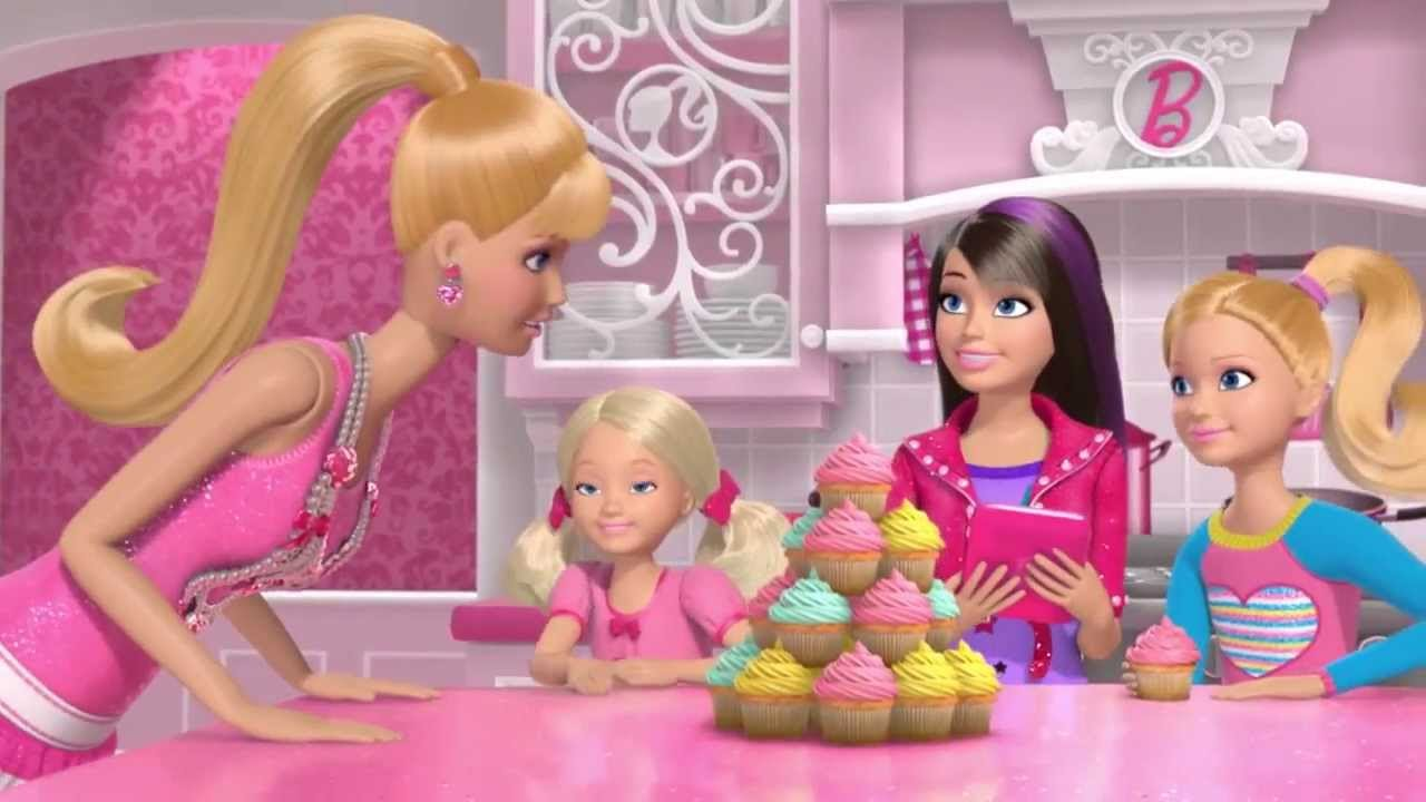 Barbie Life in the Dreamhouse New HD Full Episodes 2014 ...
