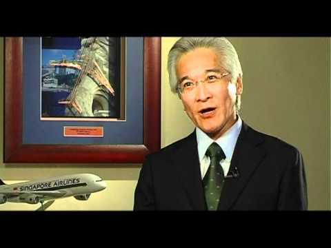 Chew Choon Seng, Ex-CEO, SIA