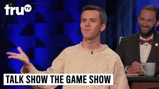 Talk Show the Game Show - Lightning Round: Cole Escola vs. Cynthia Bailey | truTV