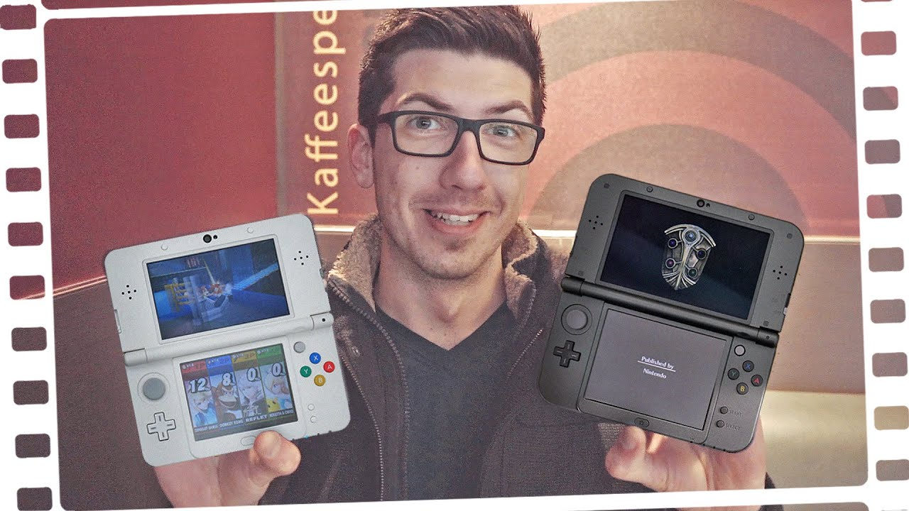 new nintendo 3ds xl review youtube. Black Bedroom Furniture Sets. Home Design Ideas