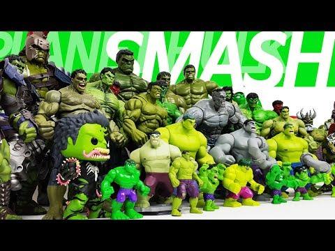 Planet Hulk Smash! Defeat the Thanos! Avengers Go~! Hulk, Iron Man, Spider-Man, Hulkbuster
