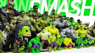 Planet Hulk Smash! Defeat the Thanos! Avengers Go! Hulk, Iron Man, Spider-Man, Hulkbuster