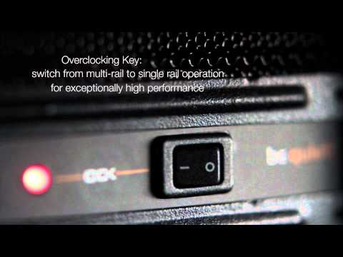 be quiet! Dark Power Pro 9 - The high-end Power Supply Series