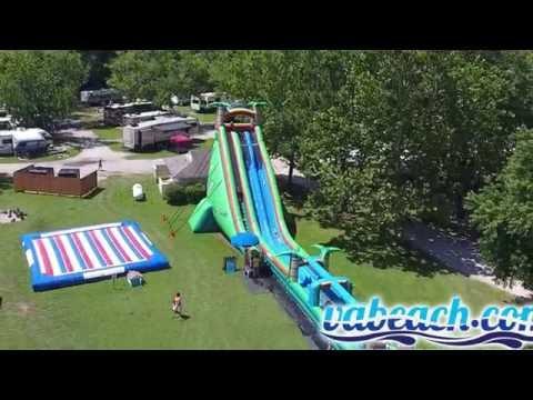 Virginia Beach - KOA Campground - 2016 - www.vabeach.com