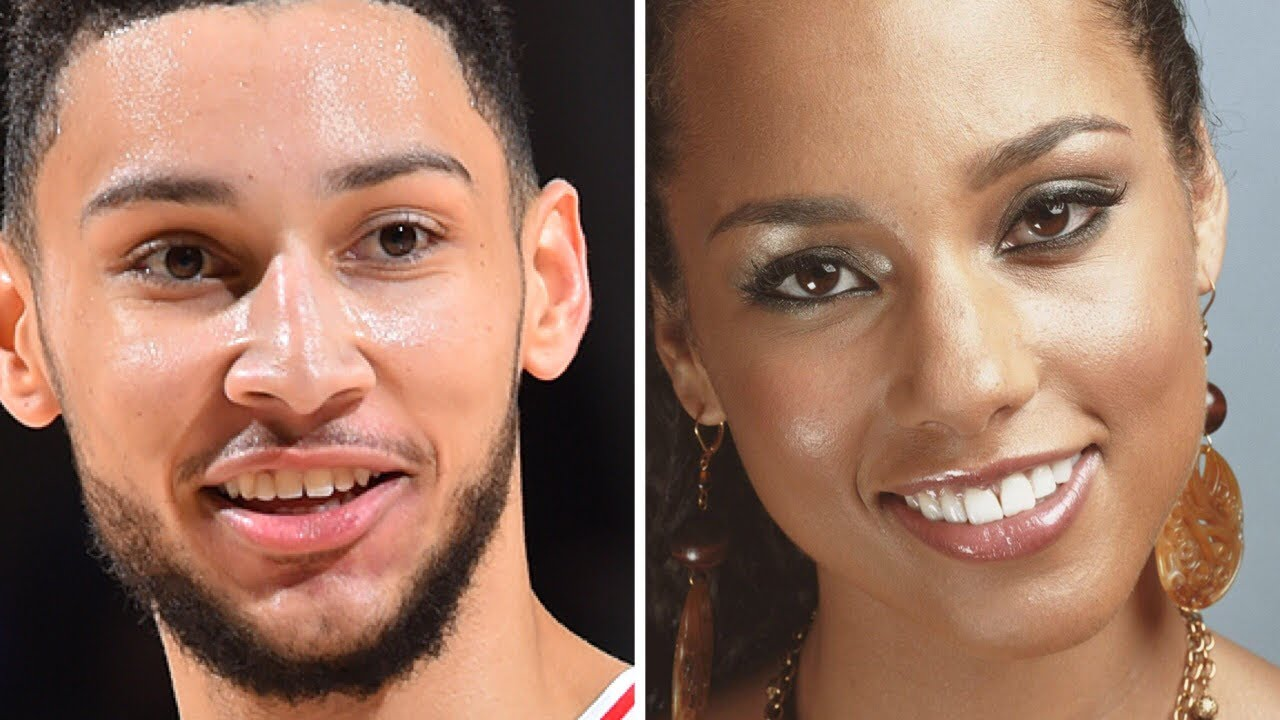 Alicia Keys Admits That She S Rookie Ben Simmons Mother Nba News