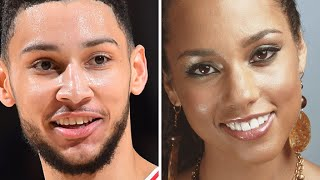 Alicia Keys Admits that she's Rookie Ben Simmons Mother | NBA News