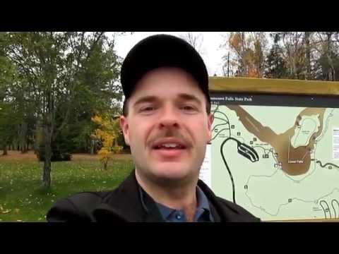 Let's Visit Tahquamenon Falls State Park