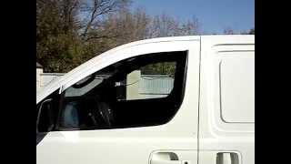 как правильно наклеить дефлекторы боковых стекол на Хундай Гранд Старекс(, 2015-09-28T17:17:35.000Z)