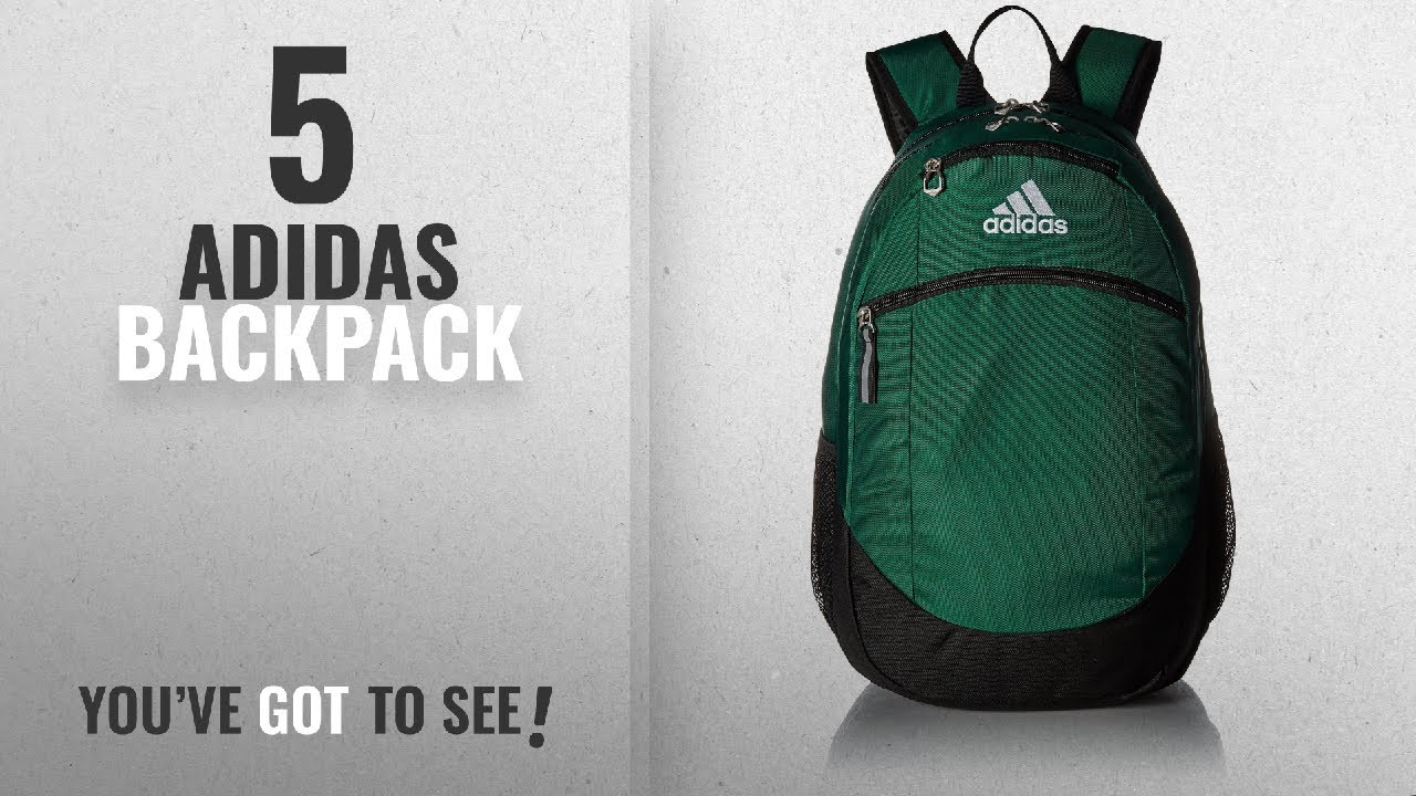 cd795b42b0a8 Top 10 Adidas Backpack  2018   adidas Unisex Striker II Team ...