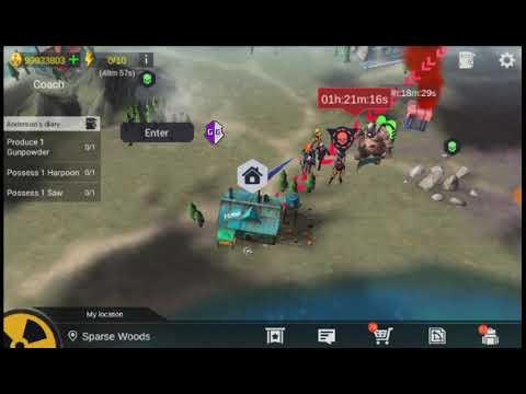 Z Shelter survival   Game guardian reset the stamina   Last