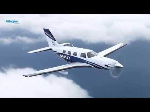 Piper Meridian M500
