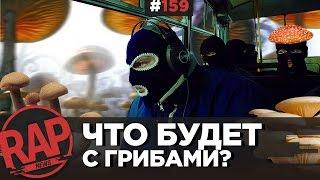ГРИБЫ - Тает Лёд; скандал с Хаски; ГНОЙНЫЙ; Thomas Mraz; PLC #RapNews 159