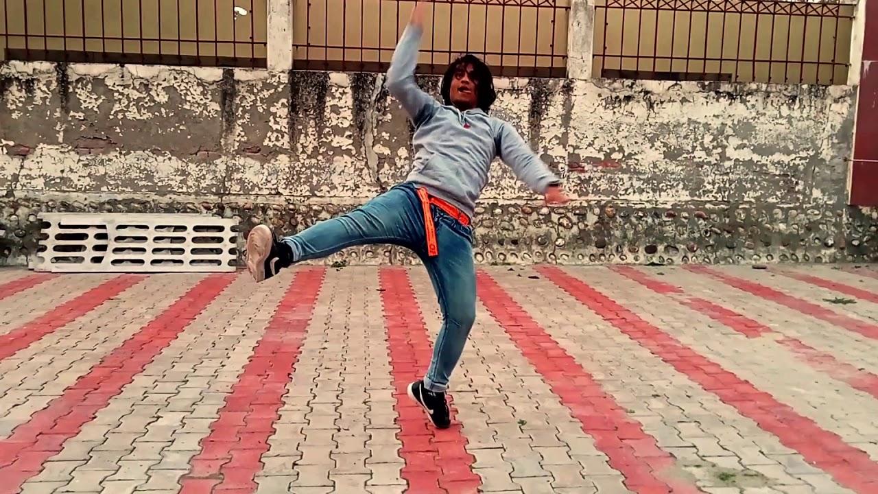 Himan dance on jump kr Emiway bantai