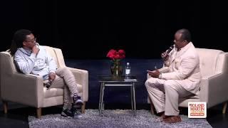 #RolandMartinUnfiltered: Roland Martin interviews Lupe Fiasco at Mosaic Genius 2018
