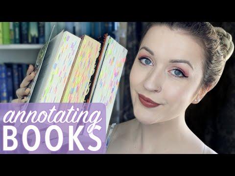HOW I ANNOTATE BOOKS