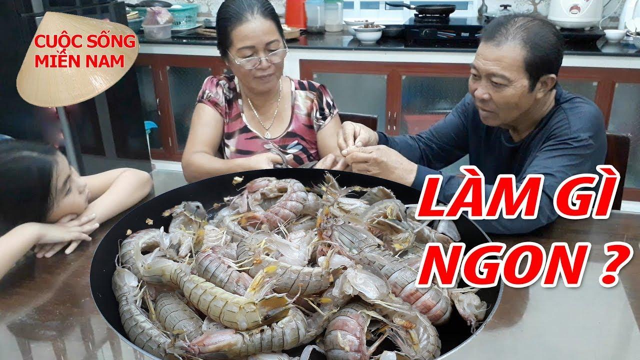 Tôm Tích Cháy Tỏi – Nam Việt 265
