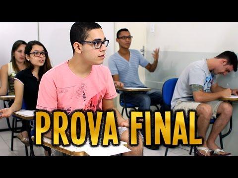 Prova Final
