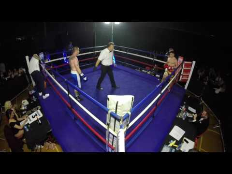 Ultra Boxing Championship Reading | Tom Dyson VS Dan Ward
