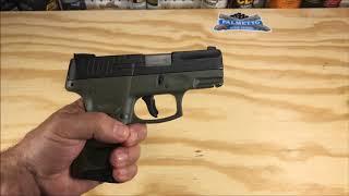 Pistola Taurus G2C