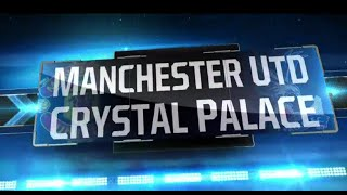 Goals Highlights Premier League 2014/15 Manchester United - Crystal Palace