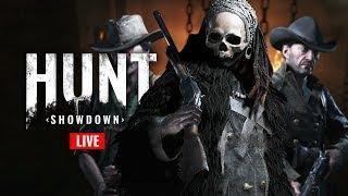 Hunt: Showdown (Стрим #5, 1440p)