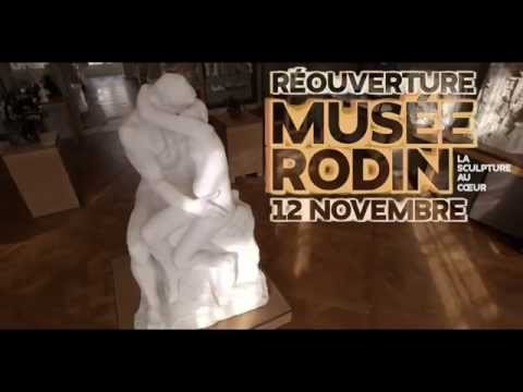 Musée Rodin - Réouverture 12 novembre // Reopening November 12 - La sculpture au cœur