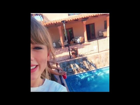 Taylor Swift Instagram Video