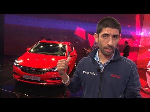 Nuova Opel Astra | Salone di Francoforte 2015