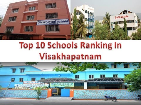 Top 10 Schools Ranking In Visakhapatnam
