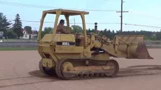 Cat 955L Crawler Loader