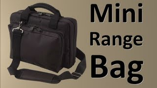 US PeaceKeeper Mini Range Bag Review