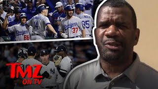 Dodgers Vs. Yankees Is A World Series Dream | TMZ TV