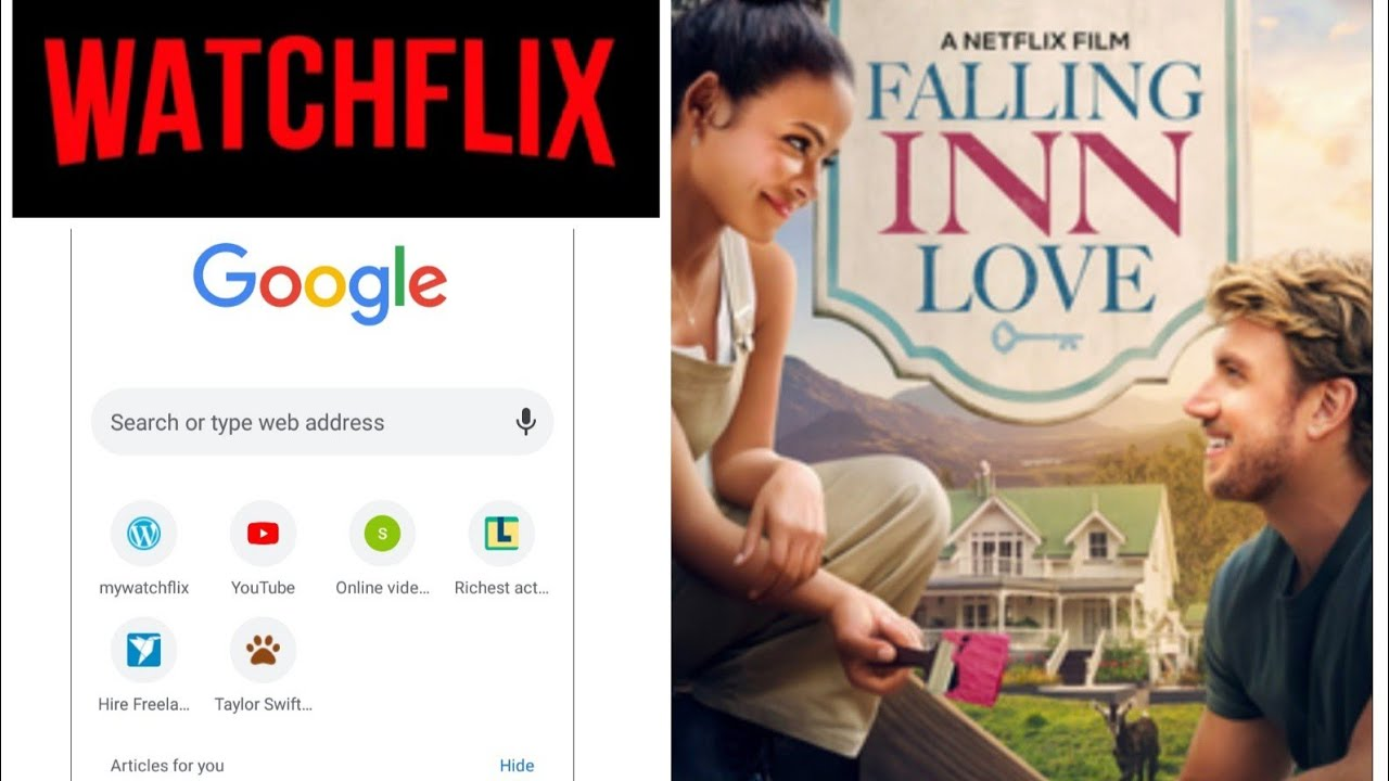 Download How to watch Falling Inn Love movie for free. | How to download Falling Inn Love movie for Free.