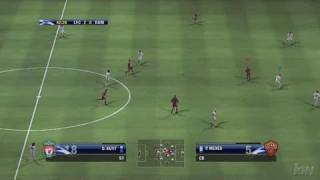 UEFA Champions League 2006-2007 Xbox 360 Gameplay - Goal!