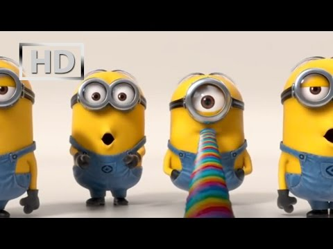 Despicable Me 2  Minions Banana Song 2013 SNSD TTS