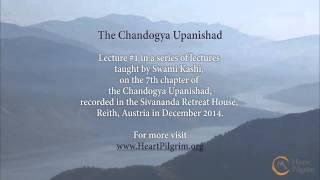 Chandogya Upanishad 01