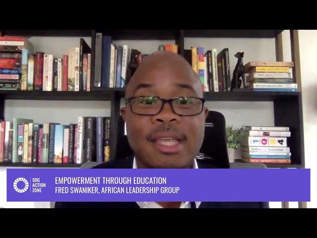 Lightning Talk – Empowerment through Education