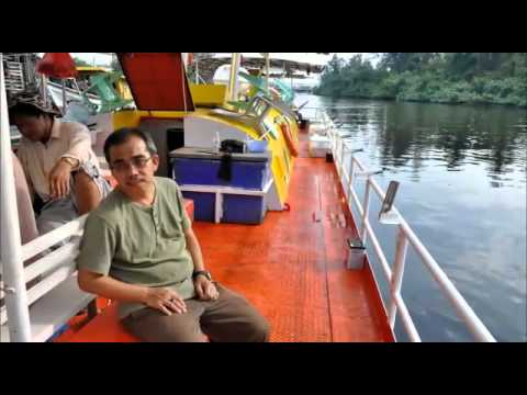 Bintang Jaya Fishing Boat, Miri, Sarawak, Malaysia