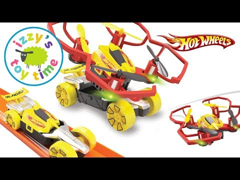 Cars for Kids   Hot Wheels DRONE RACERZ Playset   Fun Toy Cars for Kids Pretend Play