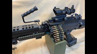 A&K M249…