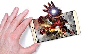 Make 3D live wallpaper for Android