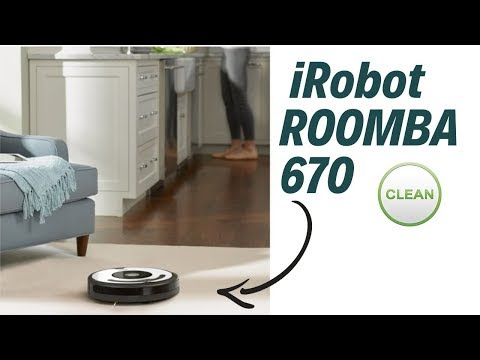 iRobot Roomba 670 - Real Consumer Review